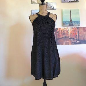 Trixxi Girl black burnout dress, Sz. XS